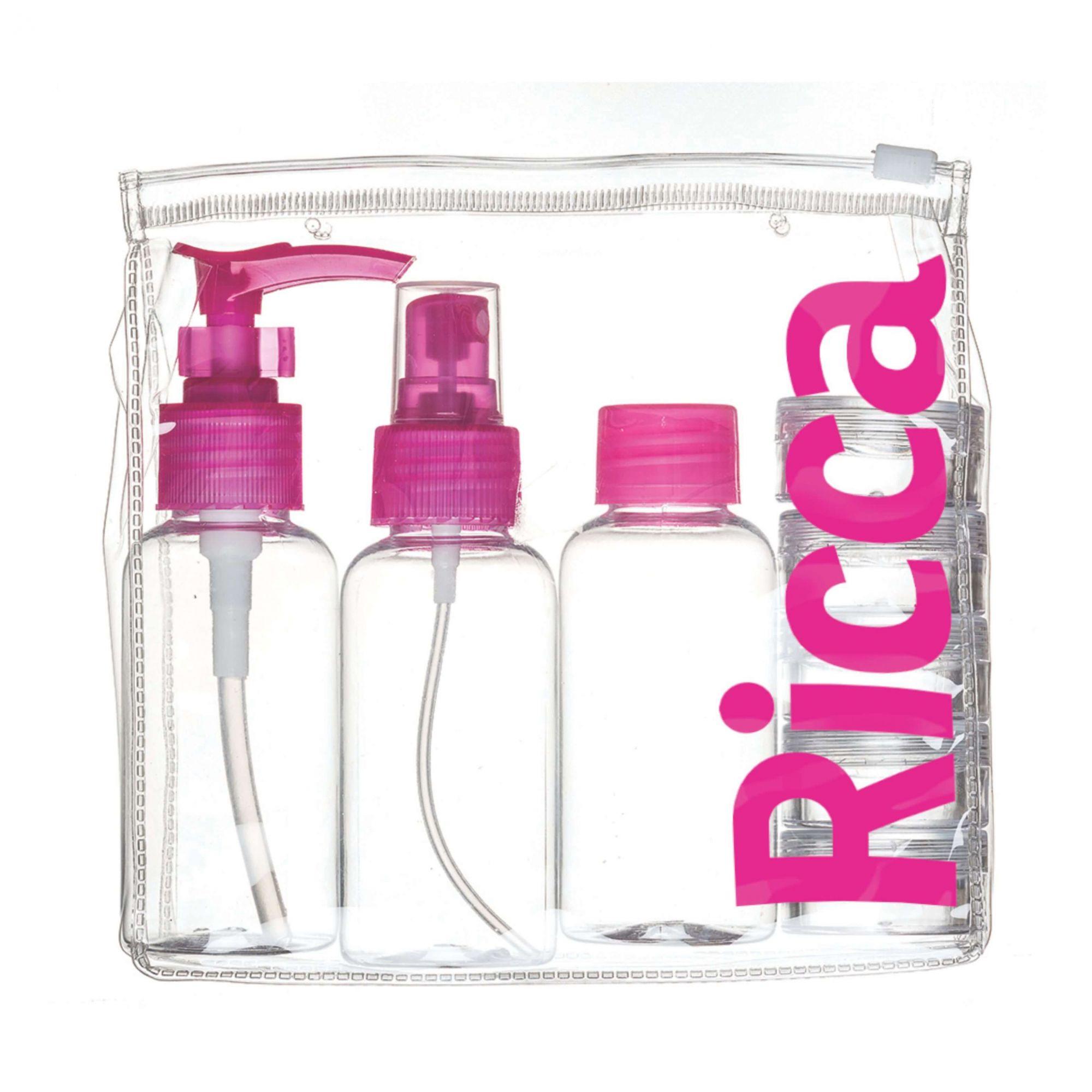 Kit De Viagem Colors Ricca