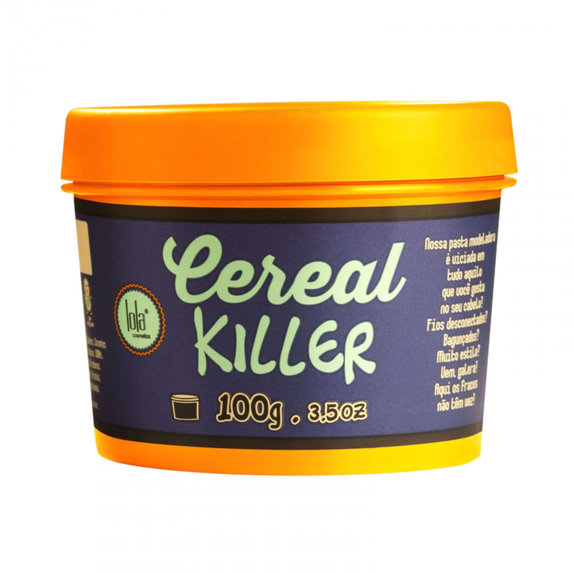 Lola Cosmetics Cereal Killer - Pasta Modeladora 100g