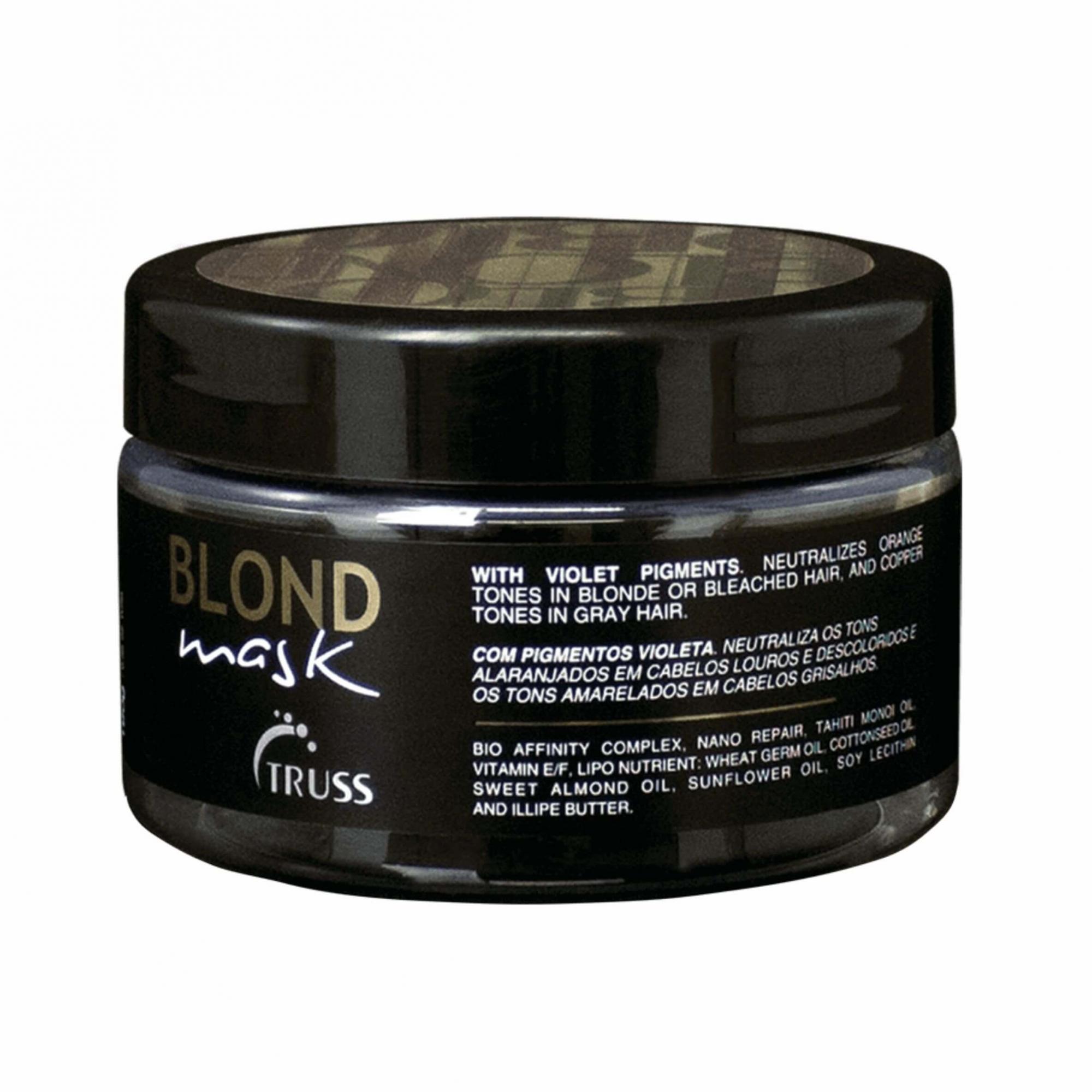 Máscara Blond Truss 180g