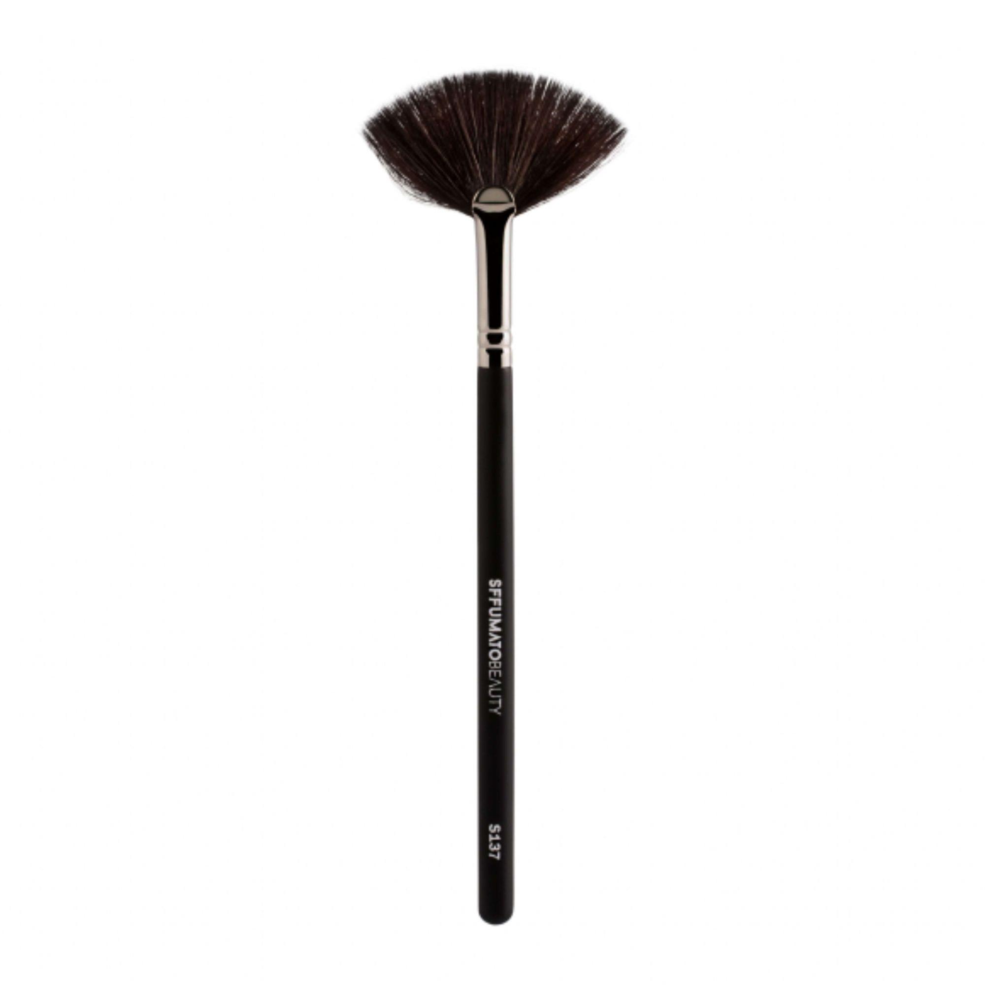 Pincel Leque S137 Sffumato Beauty