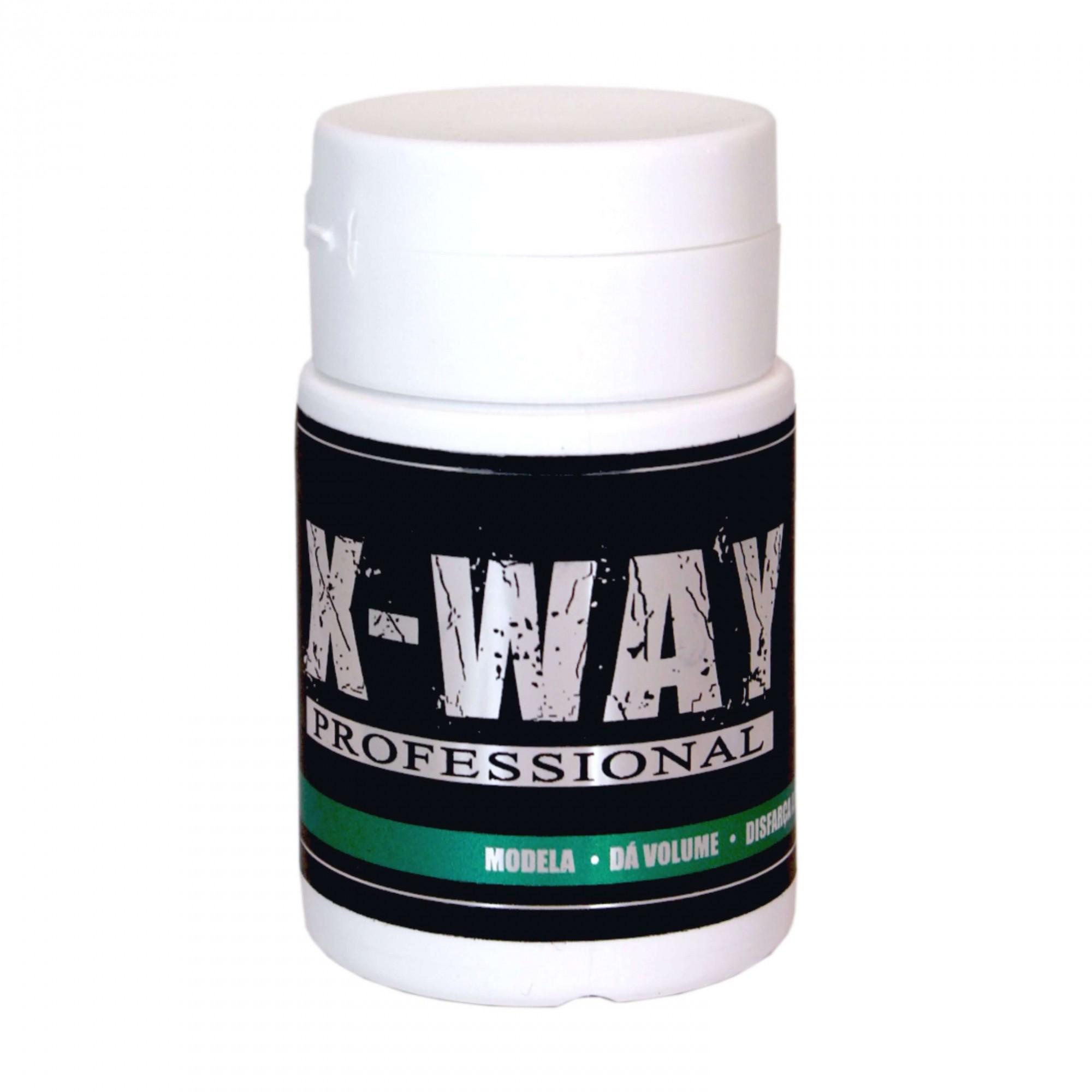 Pomada X-Way em Po 15ml