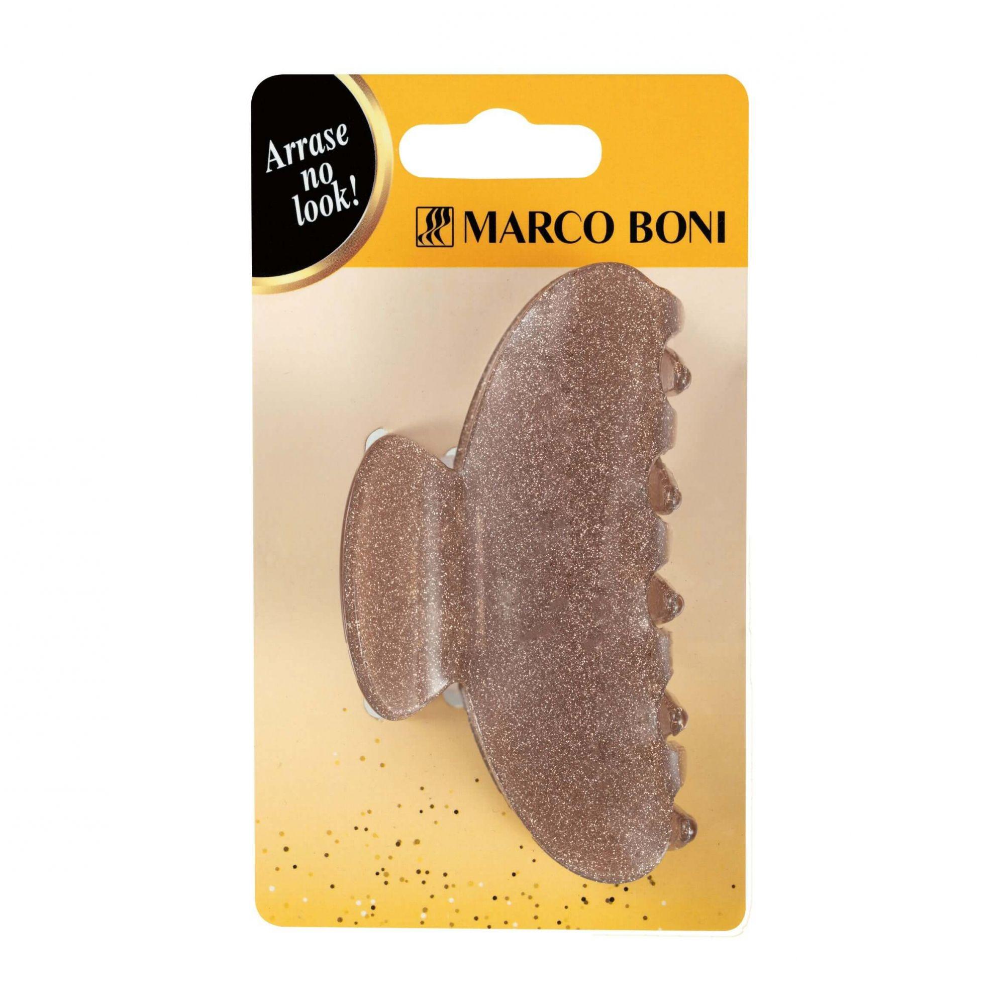 Prendedor para Cabelo Grande Shine Marco Boni