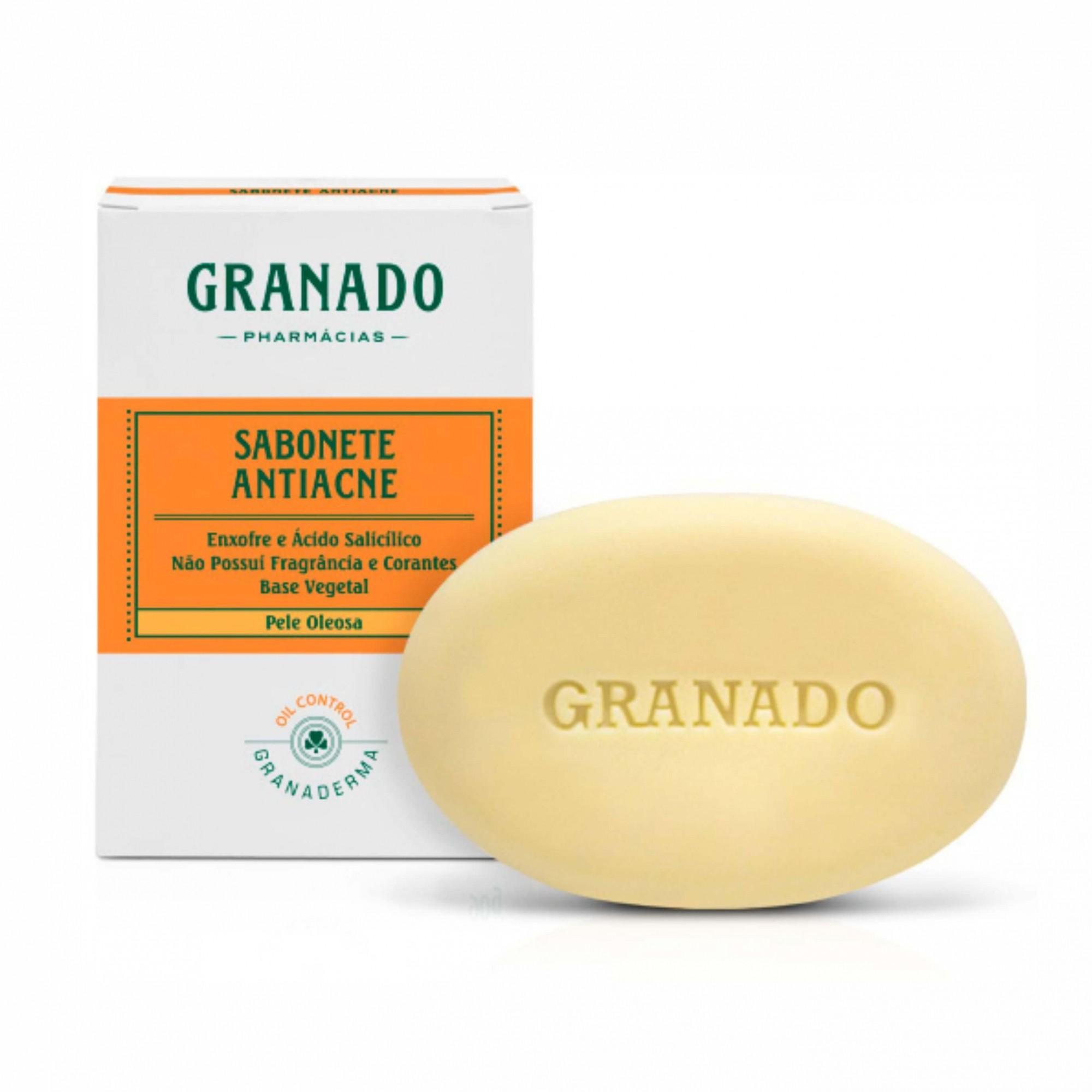 Sabonete Antiacne 90g
