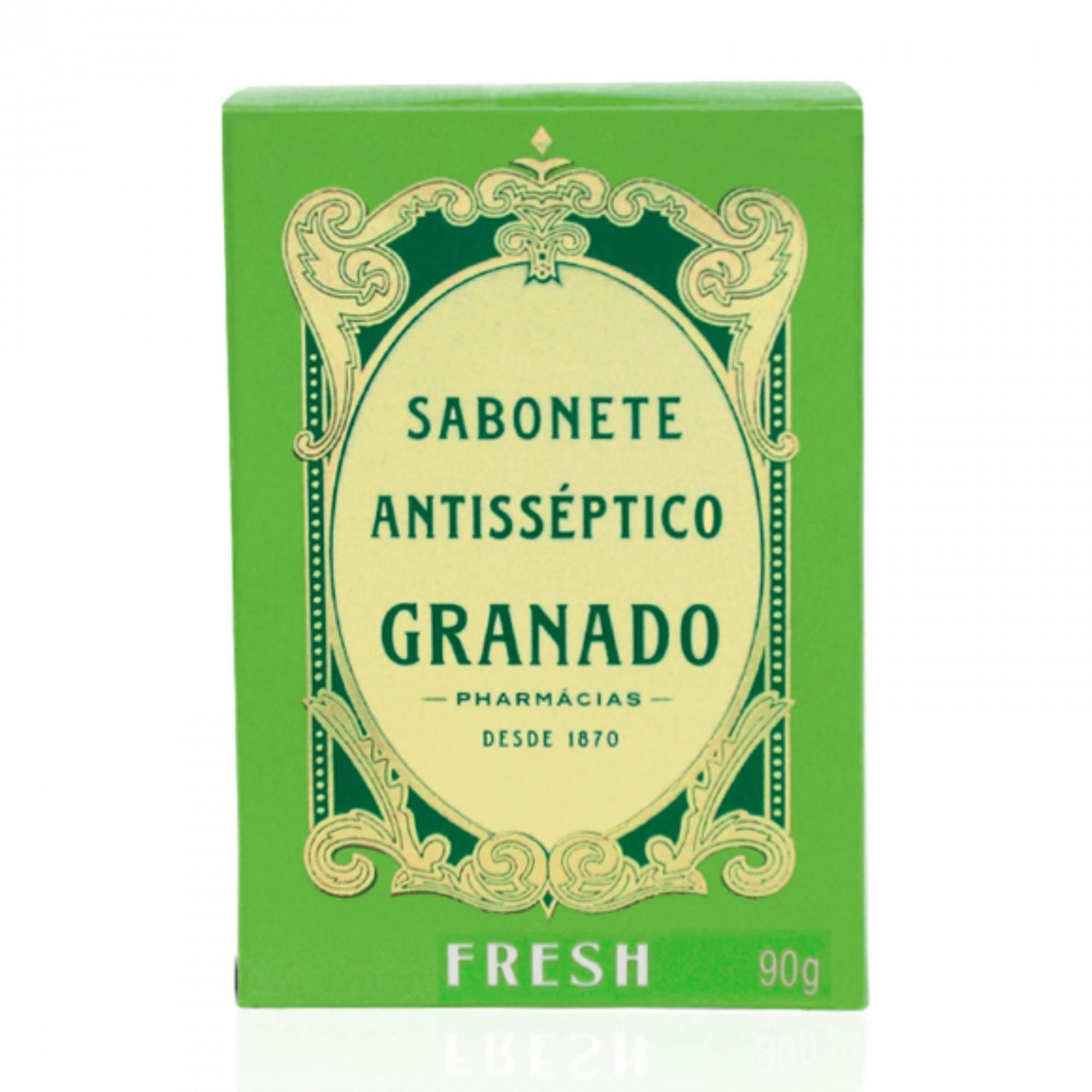 Sabonete Antisséptico Fresh 90g