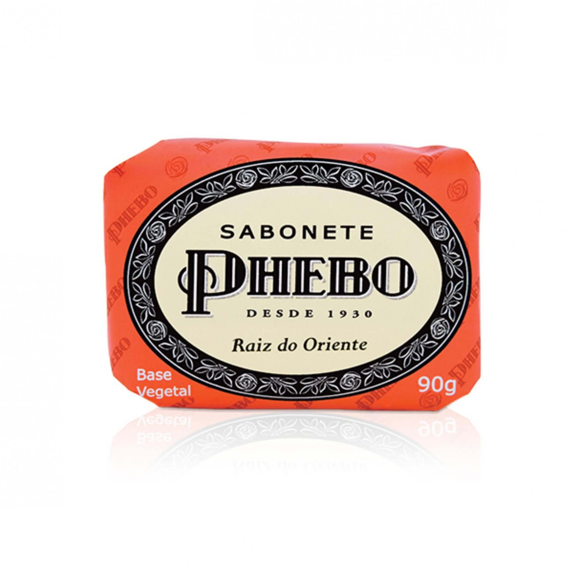 Sabonete Raiz do Oriente - Phebo 90g