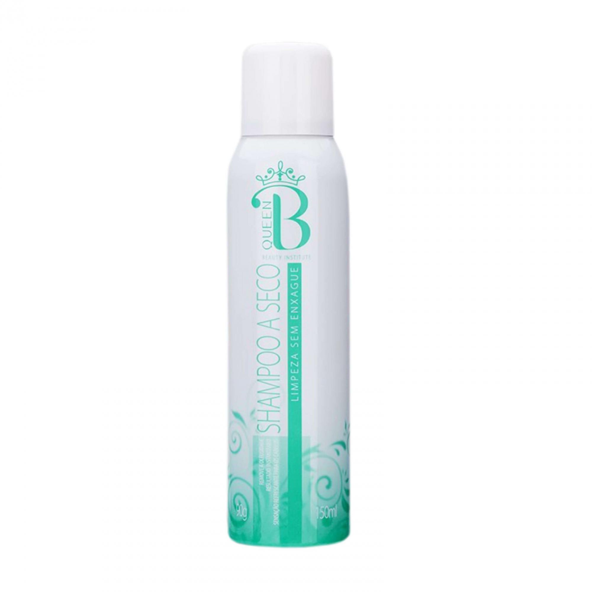 Shampoo a Seco Queen B 90g