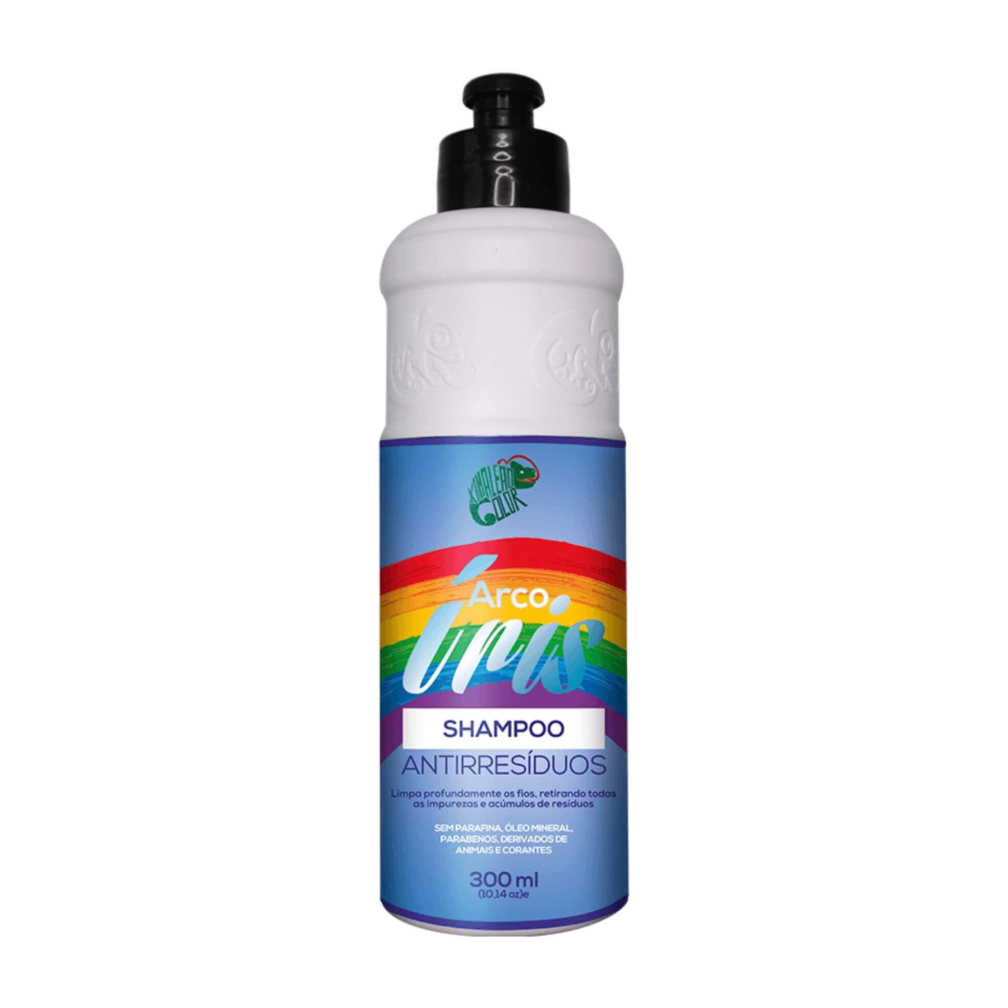 Shampoo Antirresíduos Arco Íris - 300m