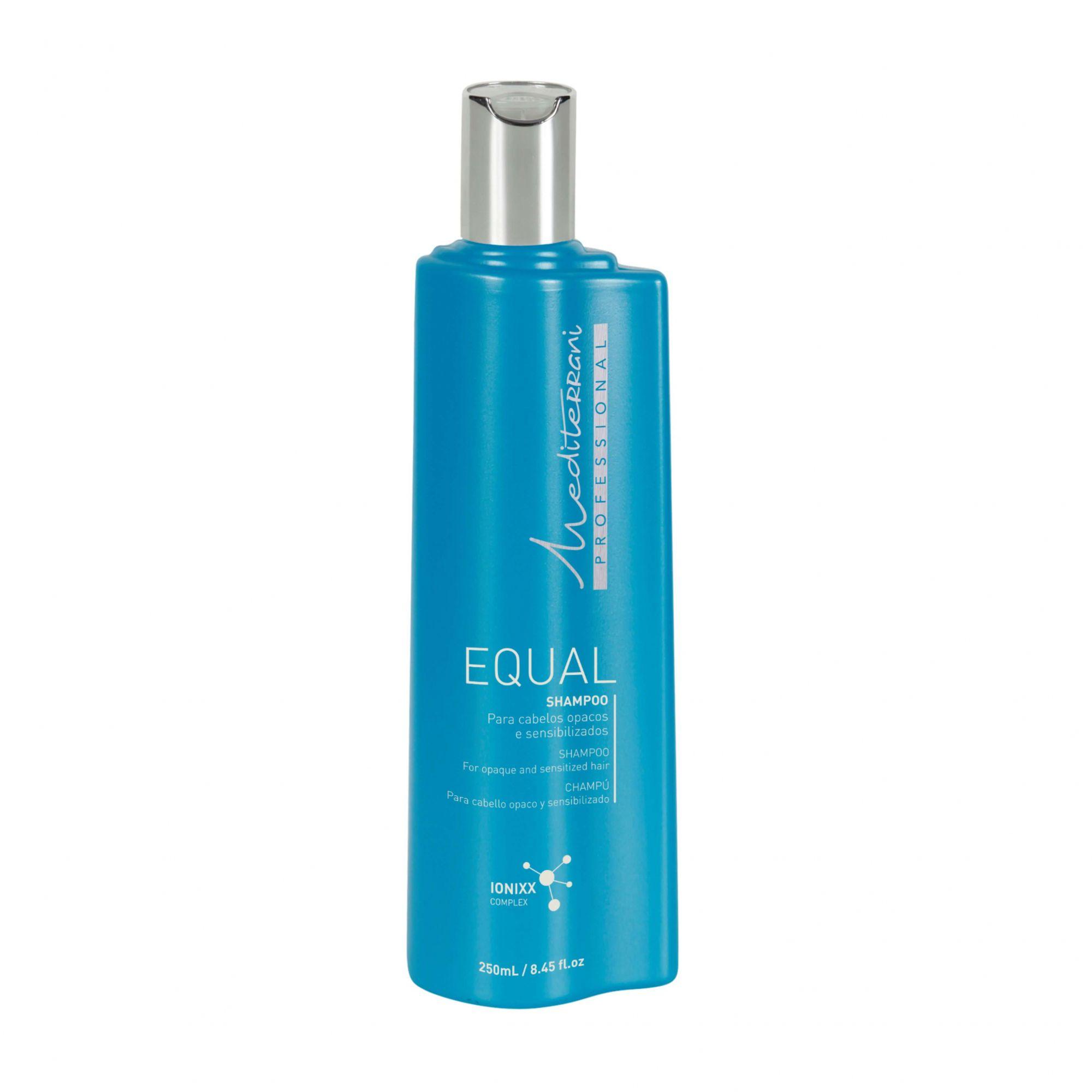 Shampoo Ionixx Equal Mediterrani 250ml
