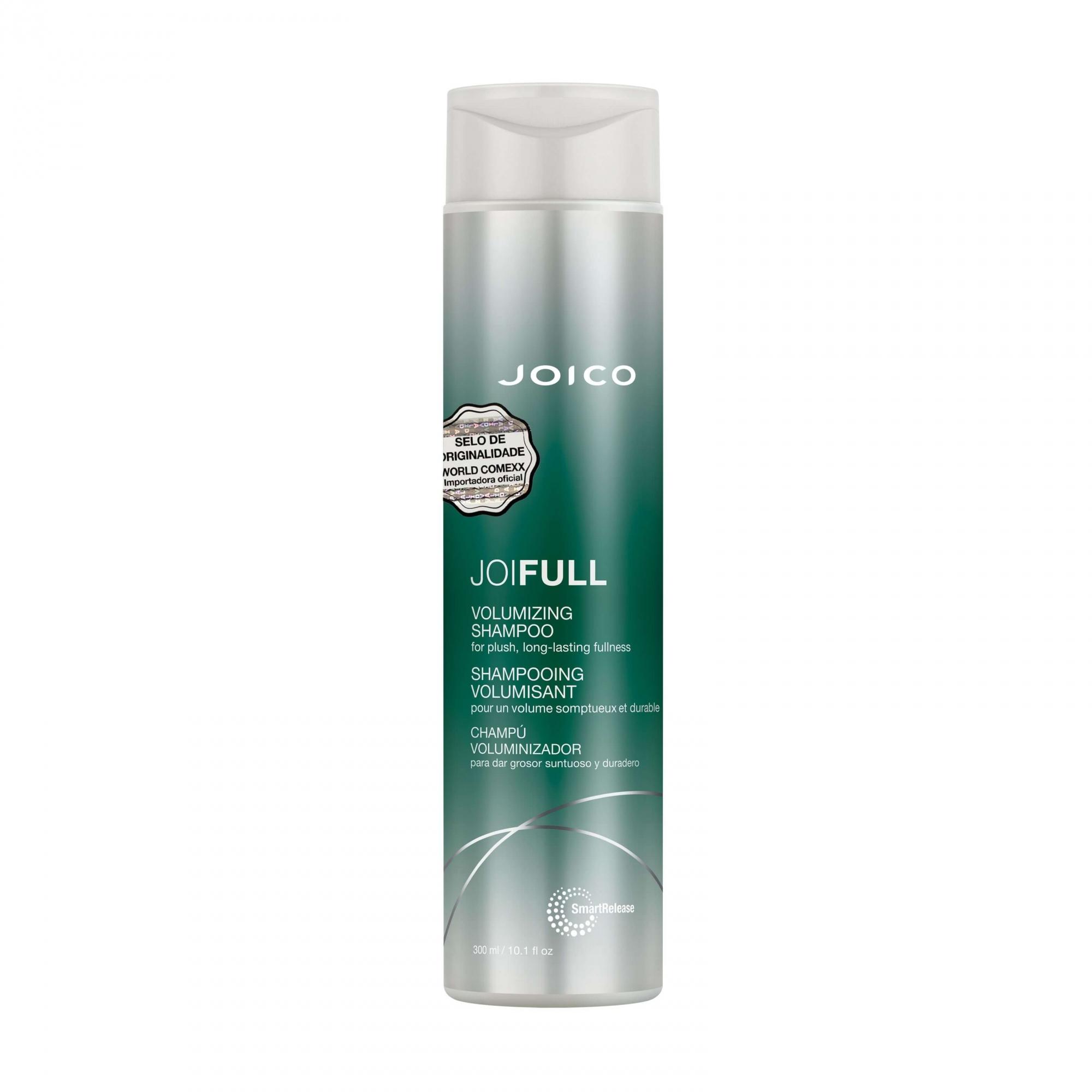 Shampoo Joico Joifull Para Dar Volume Smart Release 300ml