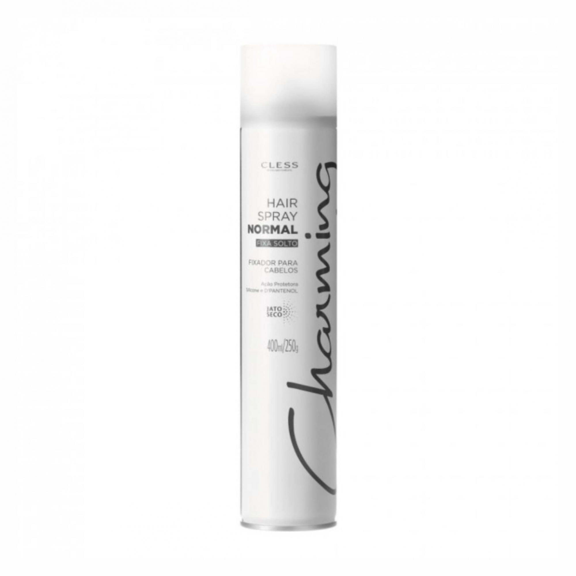 Spray Fixa Solto Chaming Cless 400ml