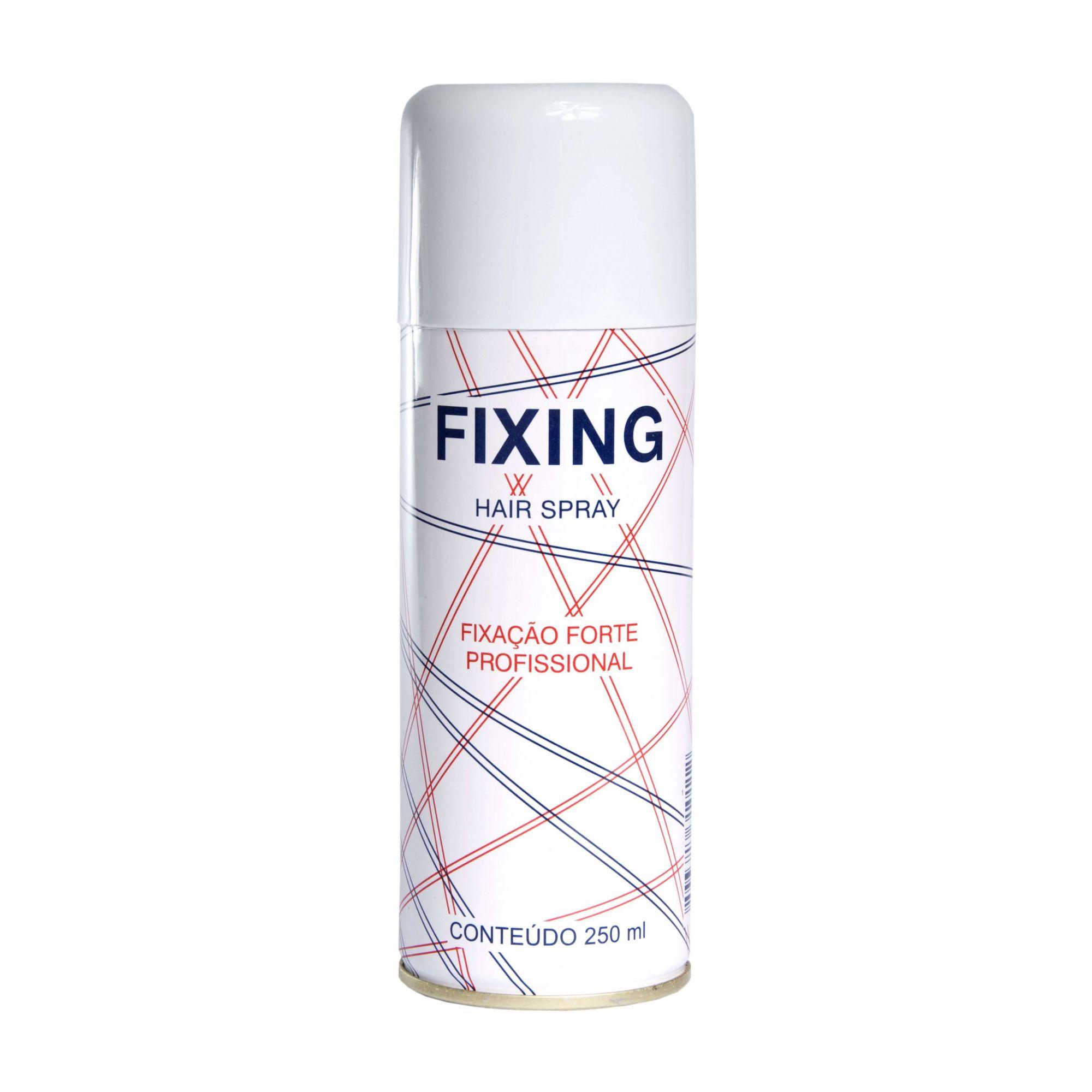 Spray Fixação Forte Fixing 250ml