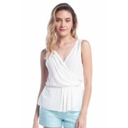 Regata Viscose Trespasse - Off White