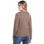 Blazer de tricot - Bege