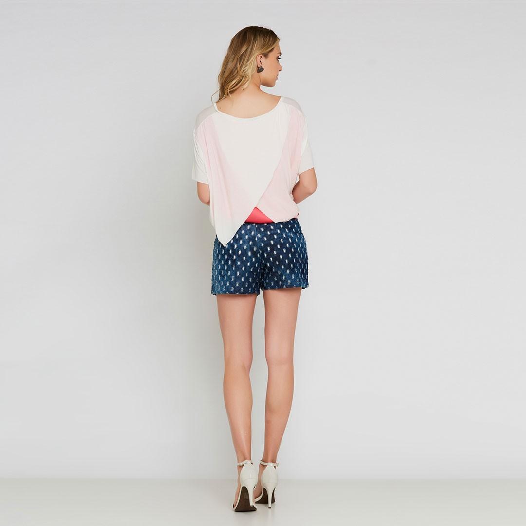 Blusa Ampla - Pink