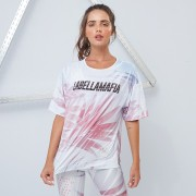 BLUSA T-SHIRT LABELLAMAFIA  FRESHER ESTAMPADO 20943