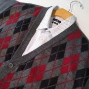 Cardigan Blusão Pulover Masculino Plus Size G1 G2 G3 G4
