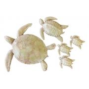 Decoração Casa De Praia Enfeite Mar E Piscina 05 Tartarugas