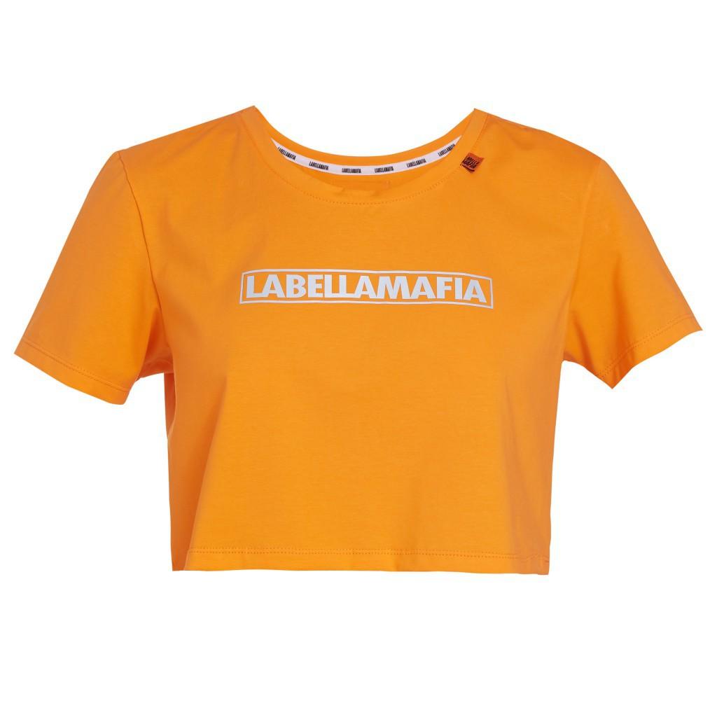 BLUSA CROPPED LABELLAMAFIA CAMO 20819