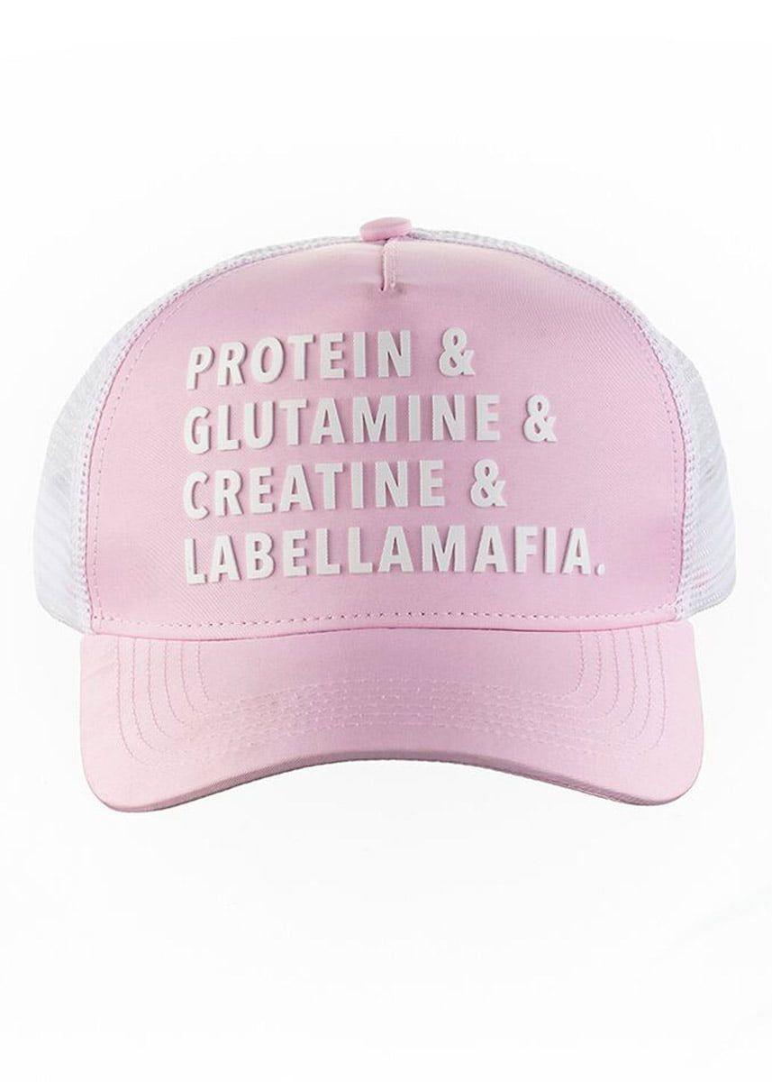 Bone Cor De Rosa Whey Protein Labellamafia  Bn30139