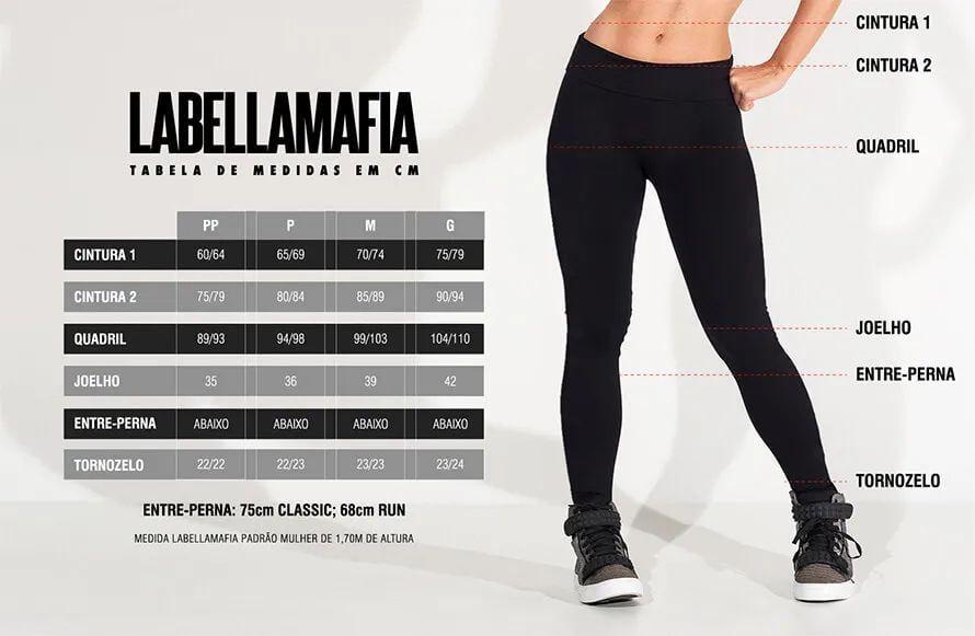 Calça Jeans  CLJ543 Labellamafia
