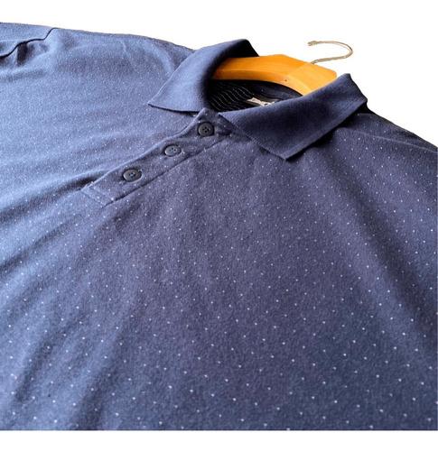 Camisa Polo Masculina Plus Size G2 G3 G4 Linha Premium Luxo