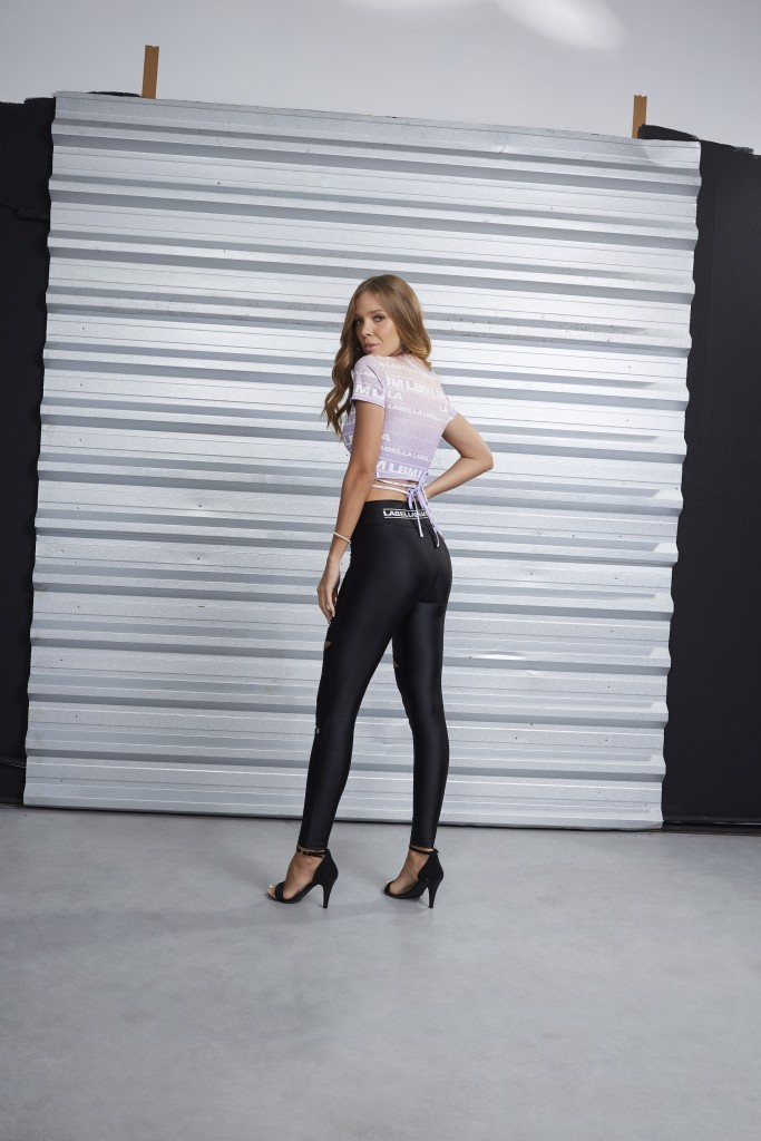 LEGGING LABELLAMAFIA FINEST PRETO 22276