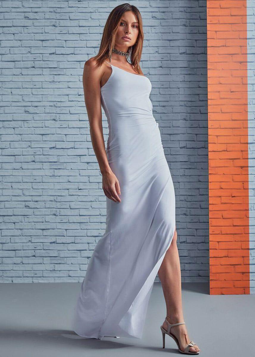 Vestido Branco Labellamafia mvt16057