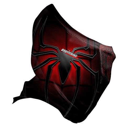 Bandana Black Mask Brk FPU 50+ REF 018