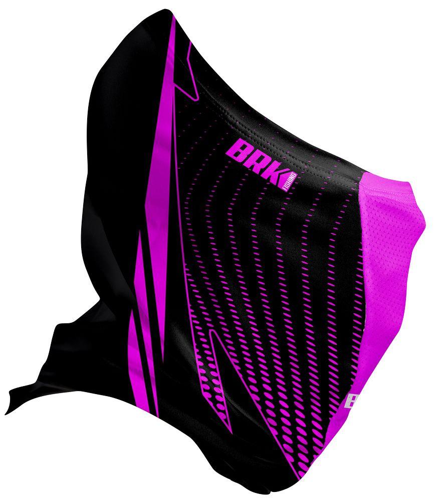 Bandana Black Mask Brk FPU 50+ REF 029