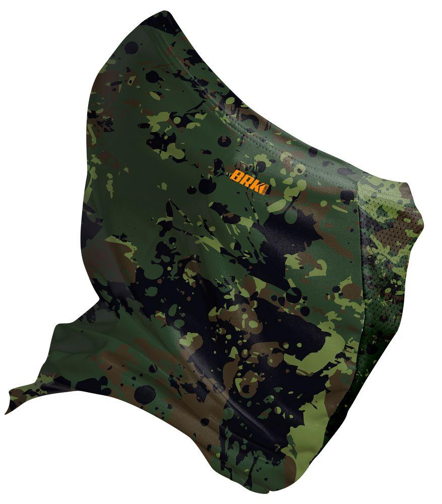 Bandana Black Mask Brk FPU 50+ REF 039