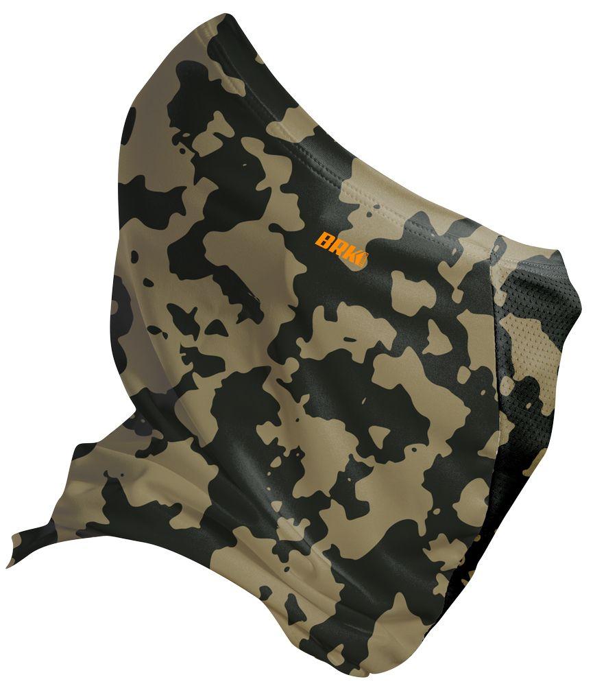Bandana Black Mask Brk FPU 50+ REF 041