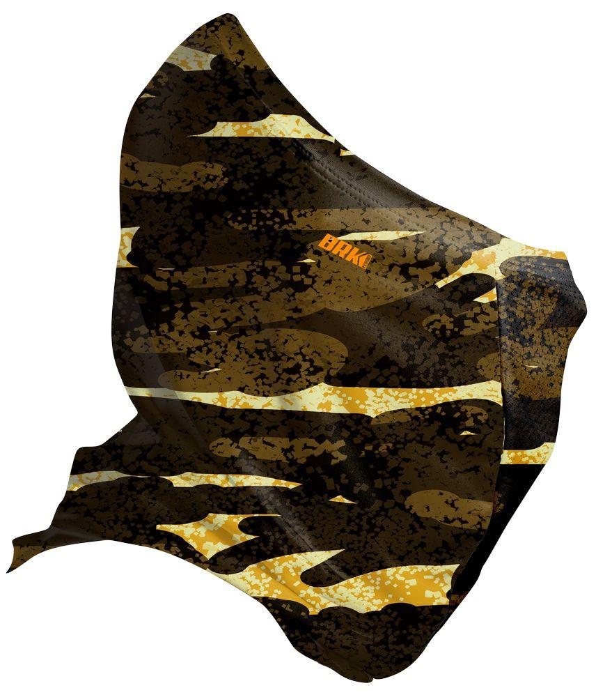 Bandana Black Mask Brk FPU 50+ REF 042