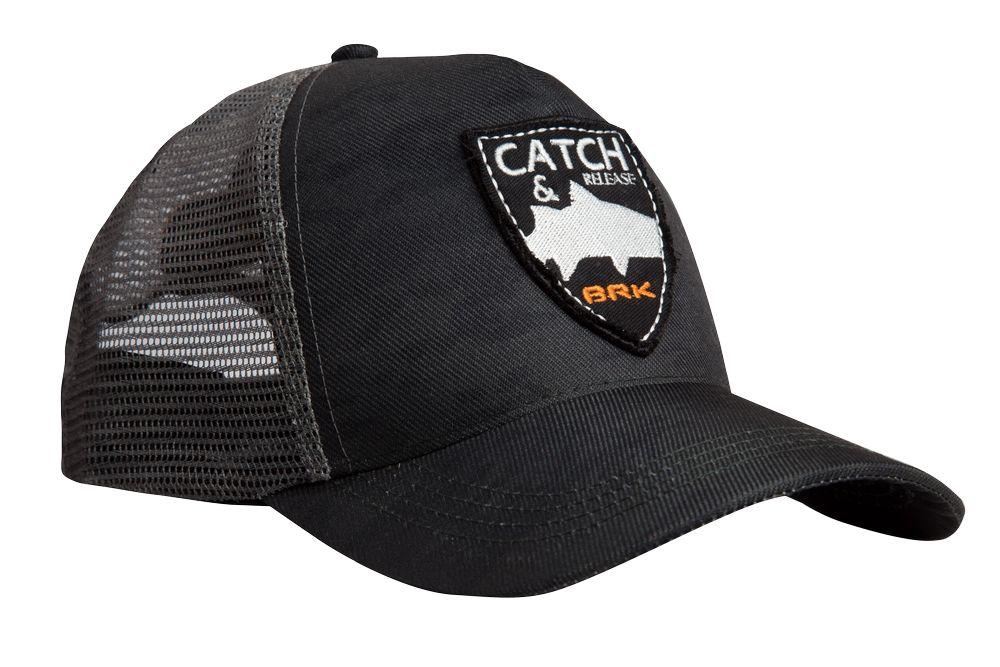 Boné de Pesca Brk Catch and Release Camo