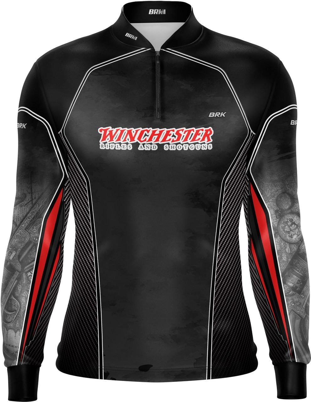 Camisa Tiro Esportivo Brk Winchester com FPU 50+