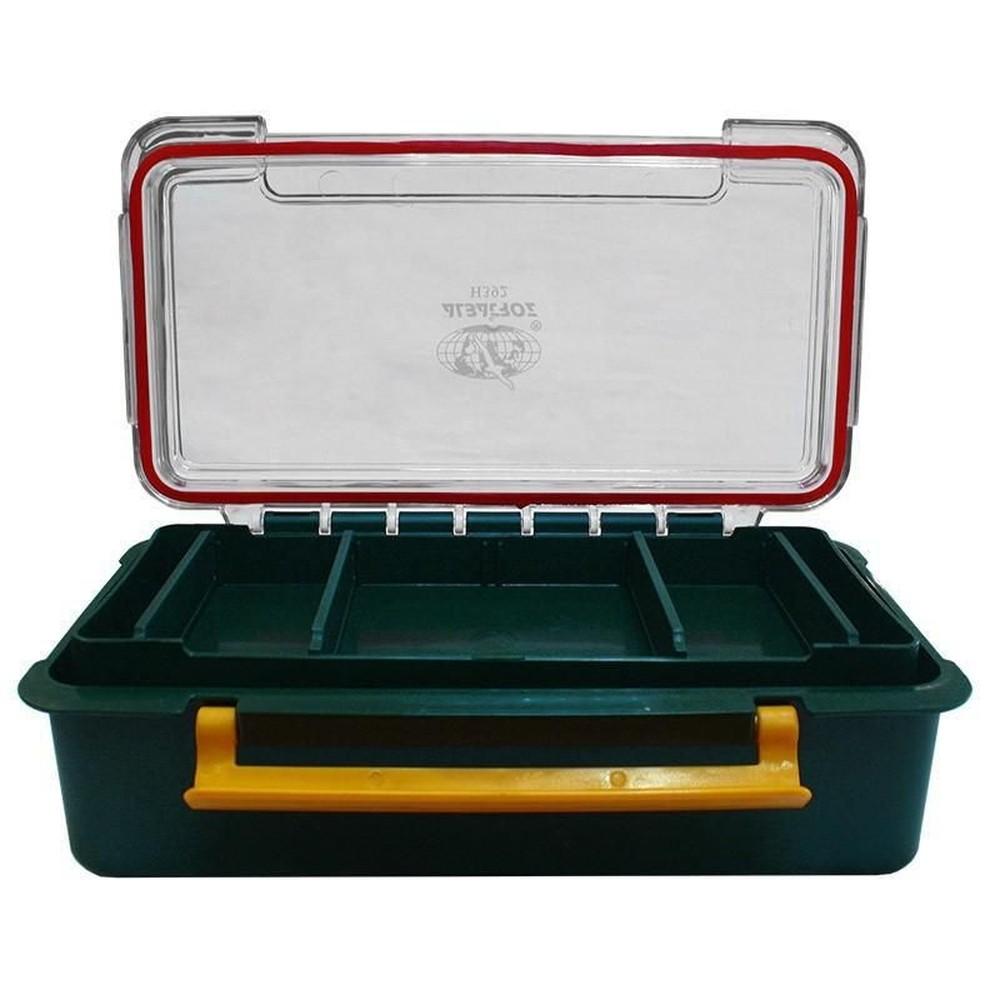 Caixa Estojo de Pesca Organizadora Impermeável Albatroz Fishing H392