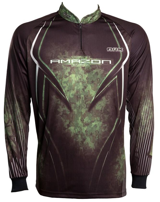 Camisa de Pesca Brk Amazon com FPU 50+
