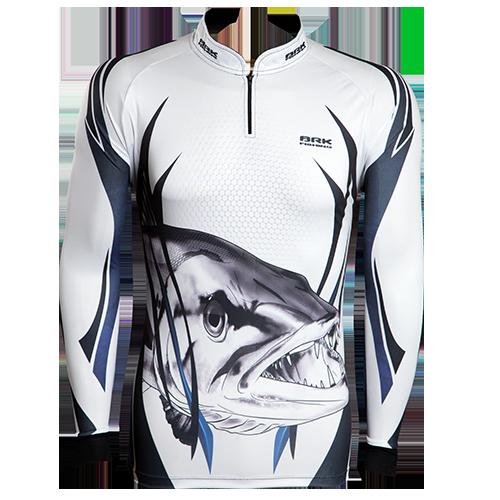 Camisa de Pesca Brk Barracuda Series 01 com FPU 50+