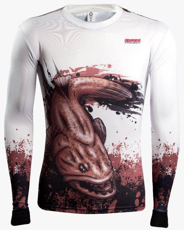 Camisa de Pesca Brk Combat Fish Traira 2.0 com FPU 50+