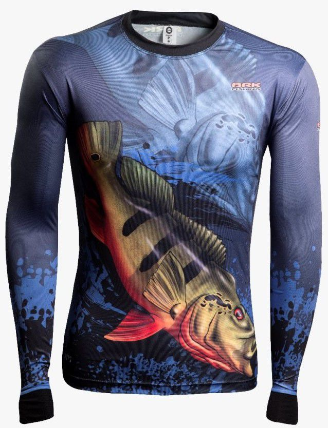 Camisa de Pesca Brk Combat Fish Tucunaré Açu 1.0 com FPU 50+