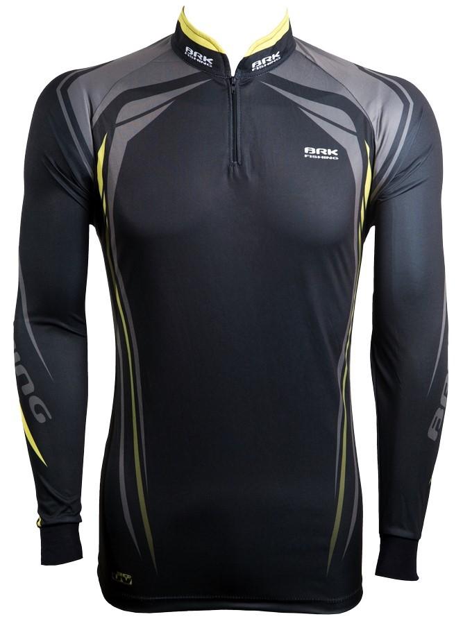 Camisa de Pesca Brk Dark Series 02 com FPU 50+