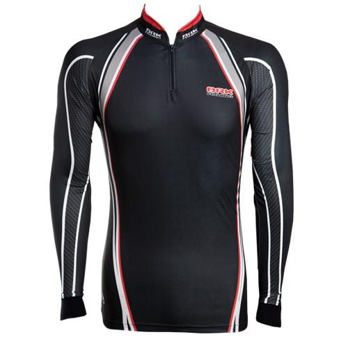Camisa de Pesca Brk Dark Series 03 com FPU 50+