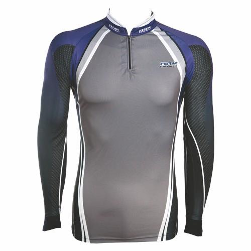 Camisa de Pesca Brk Dark Series 04 com FPU 50+