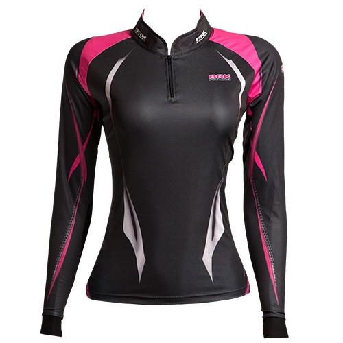 Camisa de Pesca Brk Feminina Sensitive com FPU 50+