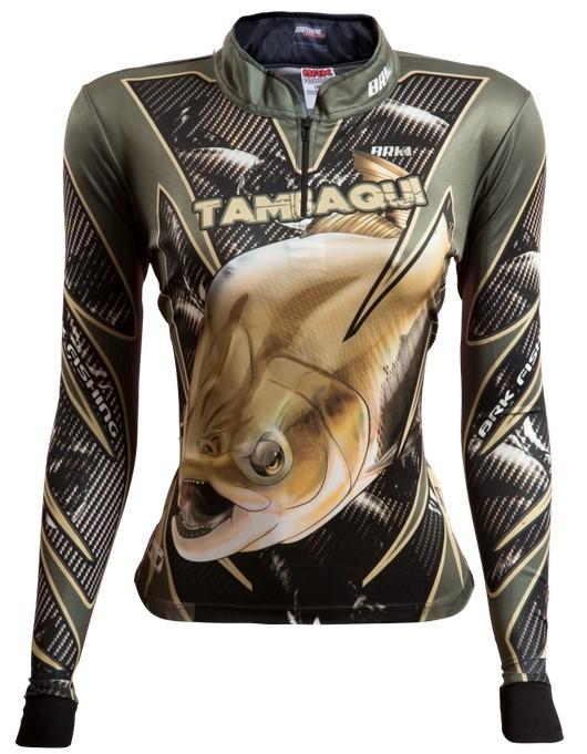Camisa de Pesca Brk Feminina Tambaqui com FPU 50+