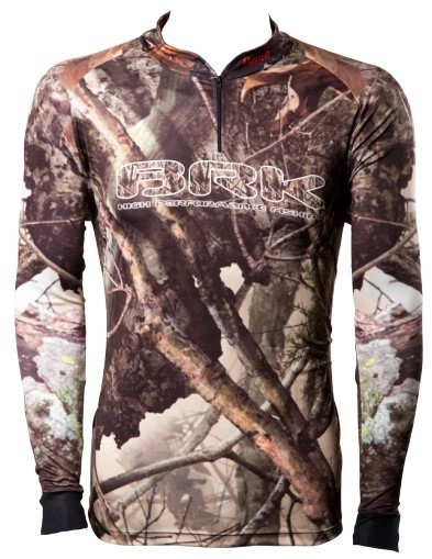 Camisa de Pesca Brk Hunter Series 01 com FPU 50+