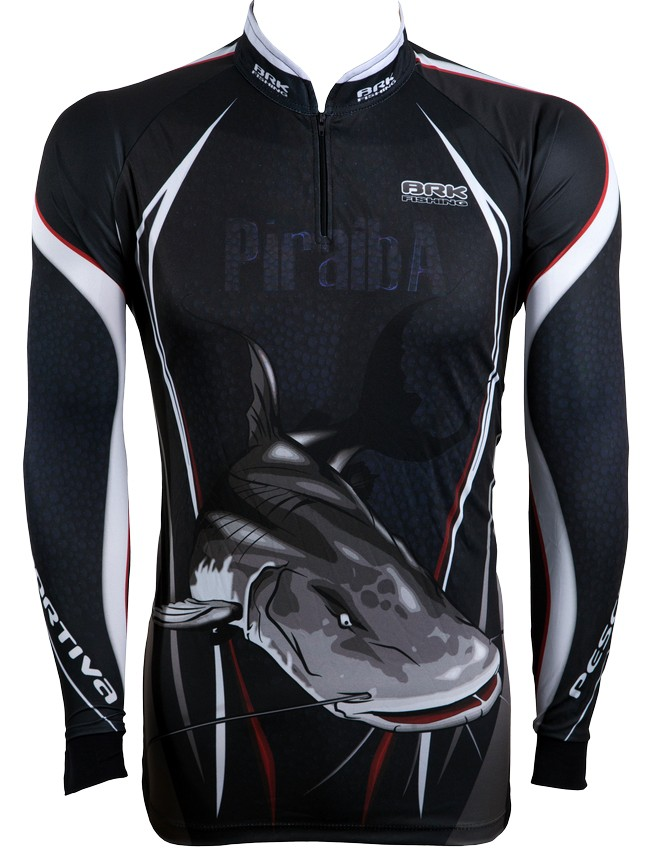 Camisa de Pesca Brk Piraiba Series 02 com FPU 50+