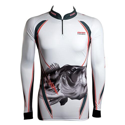 Camisa de Pesca Brk Tamba com FPU 50+