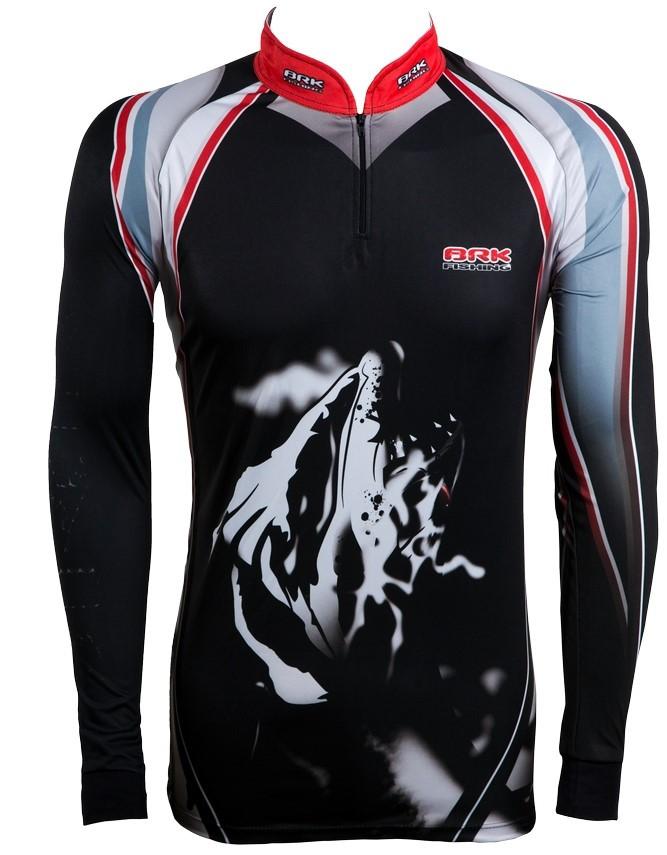 Camisa de Pesca Brk Trairão Series 01 com FPU 50+