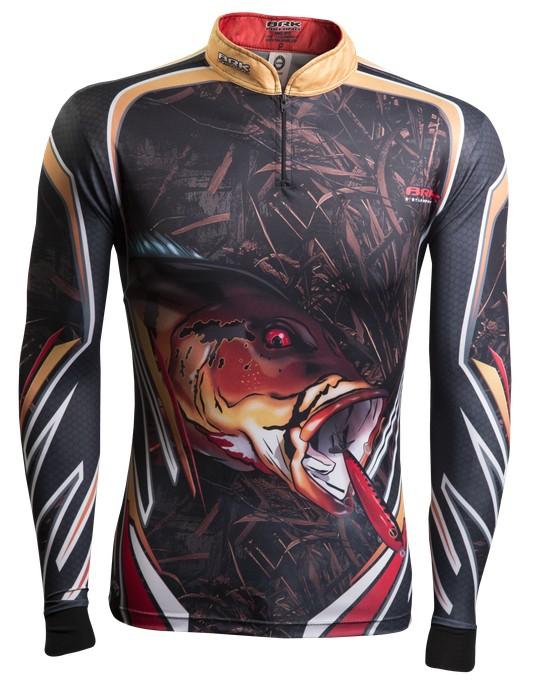 Camisa de Pesca Brk Tucuna Açu Amazon 2.0 com FPU 50+