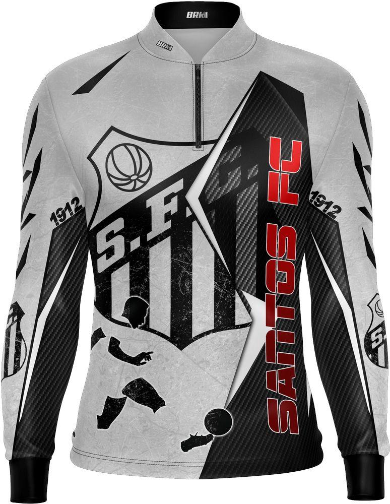 Camisa De Pesca Tucunaré Futebol 14 Com Fps 50+